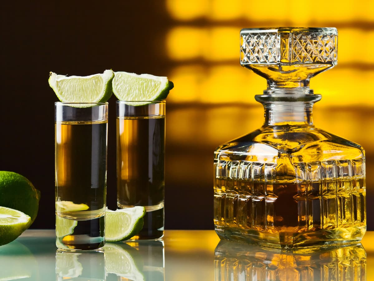 Family and friends will not be disappointed to get 100% agave azul tequila as a souvenir from Mexico.