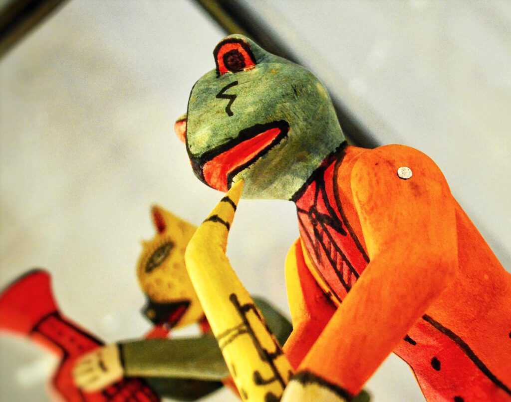Get in touch with your inner child at the Toy Museum (Museo La Esquina) in San Miguel de Allende!