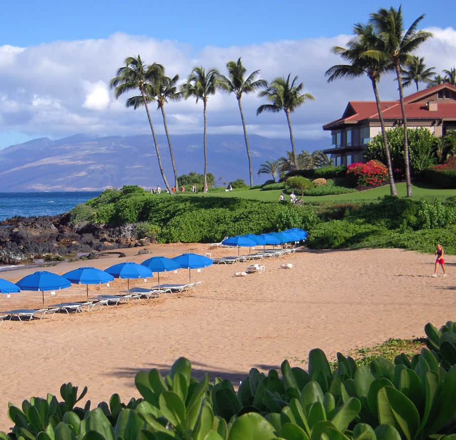 One of the best areas to stay in Maui? Wailea.