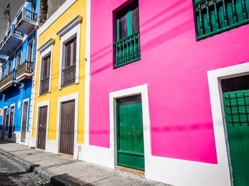 18 Top things to do in colorful Old San Juan, Puerto Rico