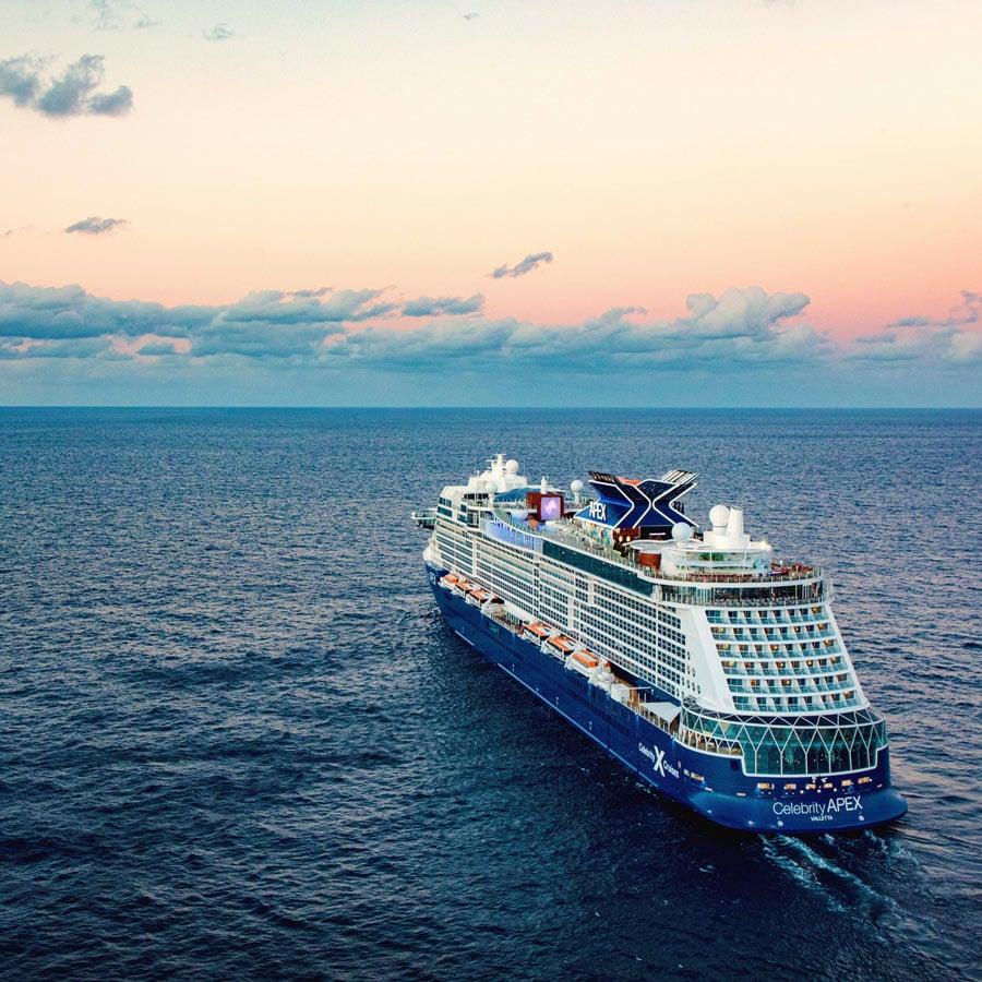 Celebrity Cruises Celebrity Apex cruise ship