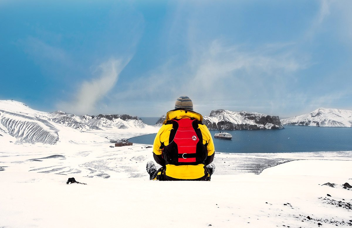Get in touch with your inner explorer on an Antarctic expedition cruise.