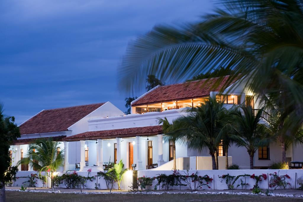 The three mansions that make up Ibo Island Lodge are over a century old.