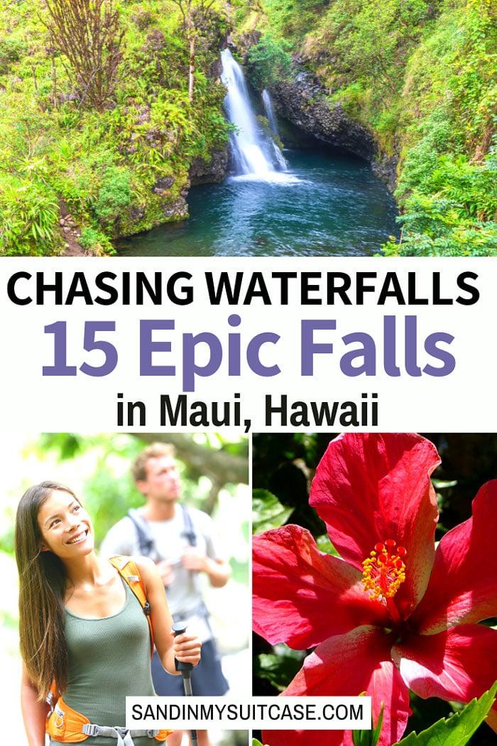Best Waterfalls in Maui