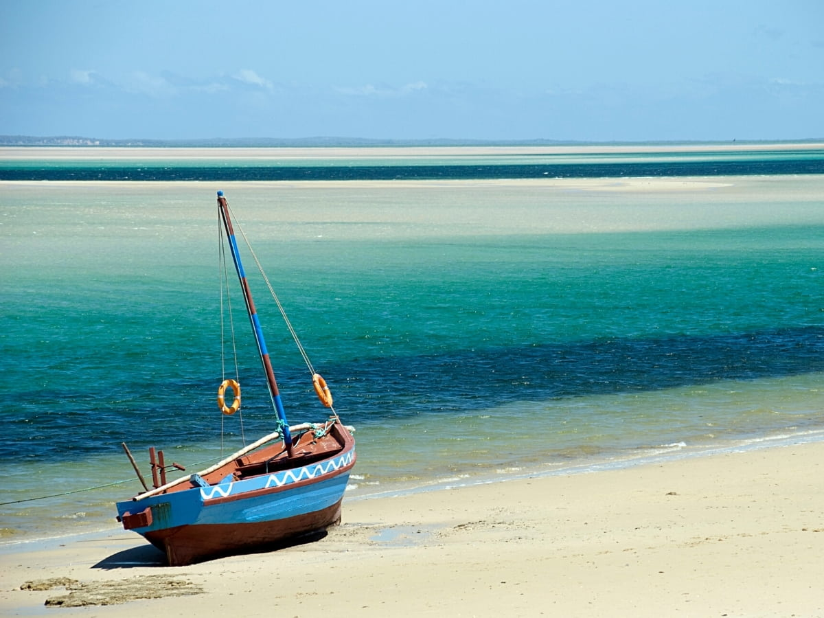 There are so many things to do in Mozambique, from sailing in a dhow, lolling about on beautiful beaches and swimming with wild dolphins.