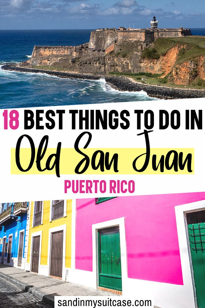 There are many top things to do in Old San Juan, Puerto Rico (a UNESCO World Heritage City). Chief among them is simply to explore its colorful streets. See our guide to visiting Old San Juan!