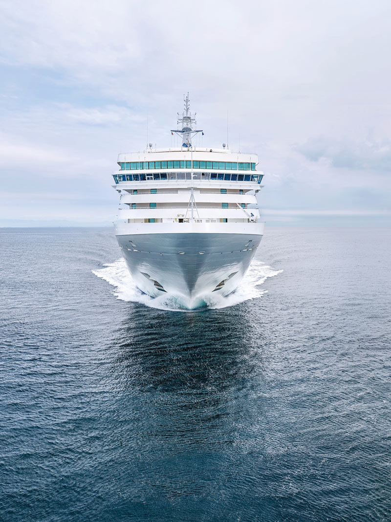 The Silver Moon is one of the best new luxury cruise ships for 2021