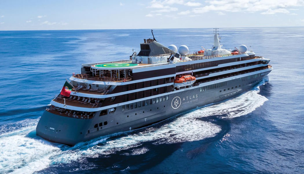 Meet the World Navigator from Atlas Ocean Voyages, a new cruise line for 2021
