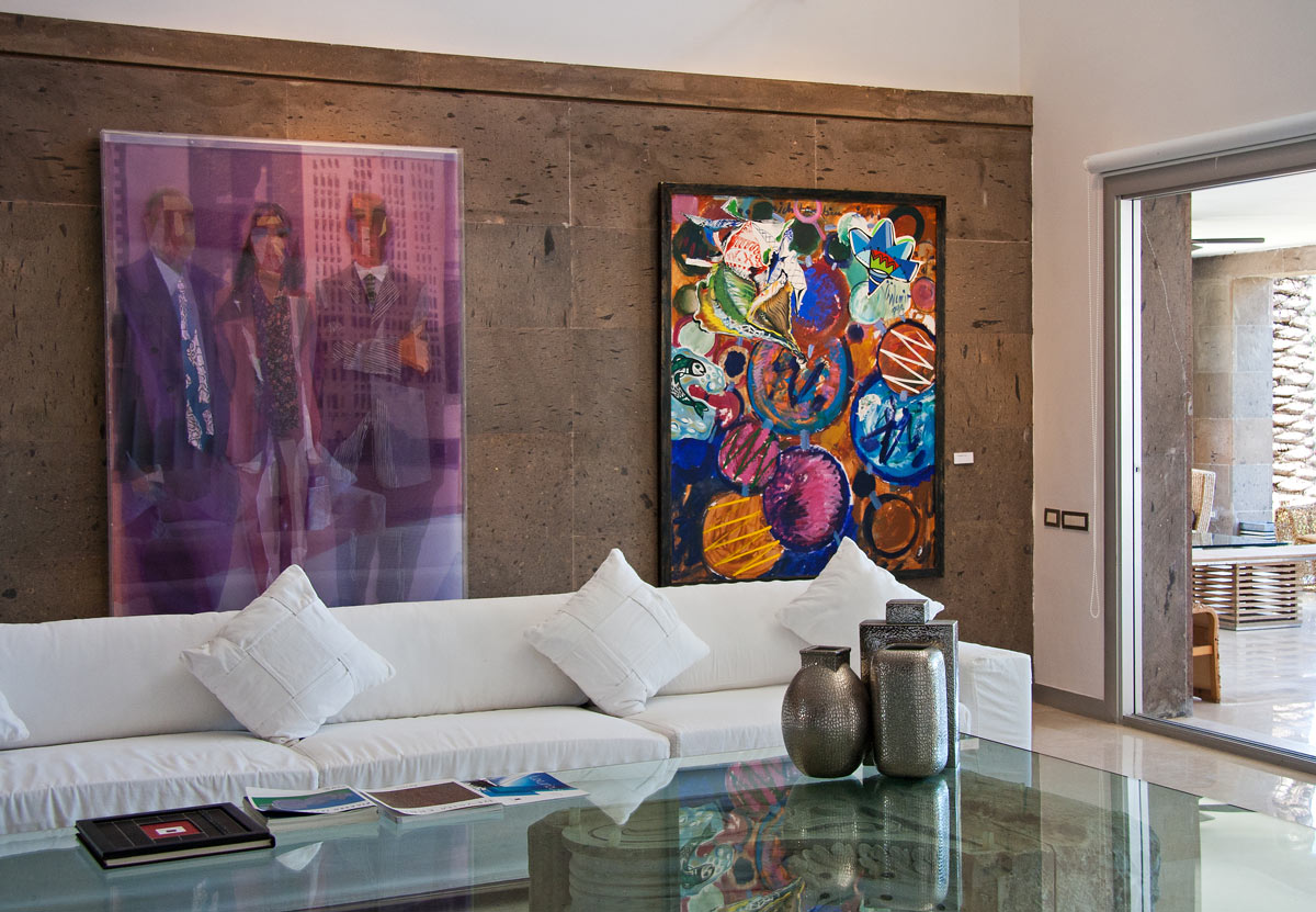 Casa Dell'Arte is not only one of the best boutique hotels in Bodrum, it also showcases exquisite Turkish art.
