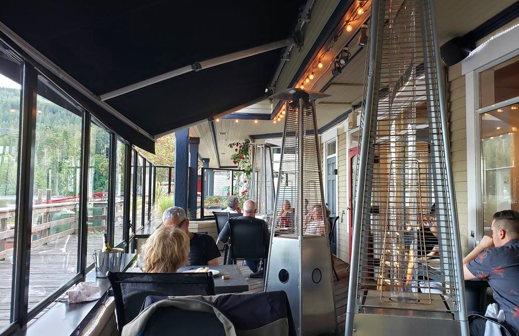 Auntie Pesto's is one of the best Salt Spring Island restaurants.