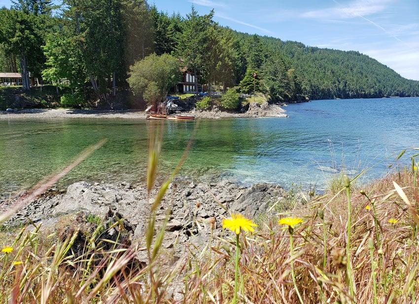 Cusheon Cove, Salt Spring Island
