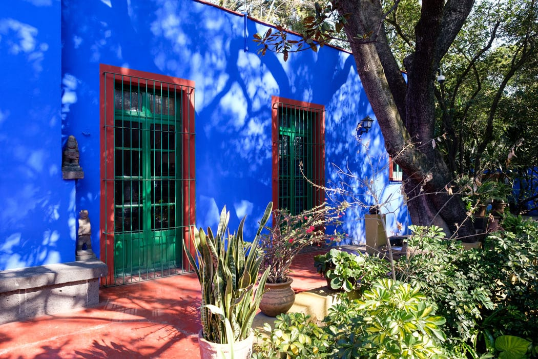 A must-see in Mexico City is the Frida Kahlo Museum.