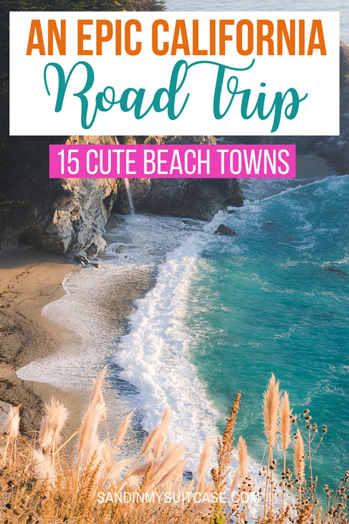 Best coastal towns in Northern California