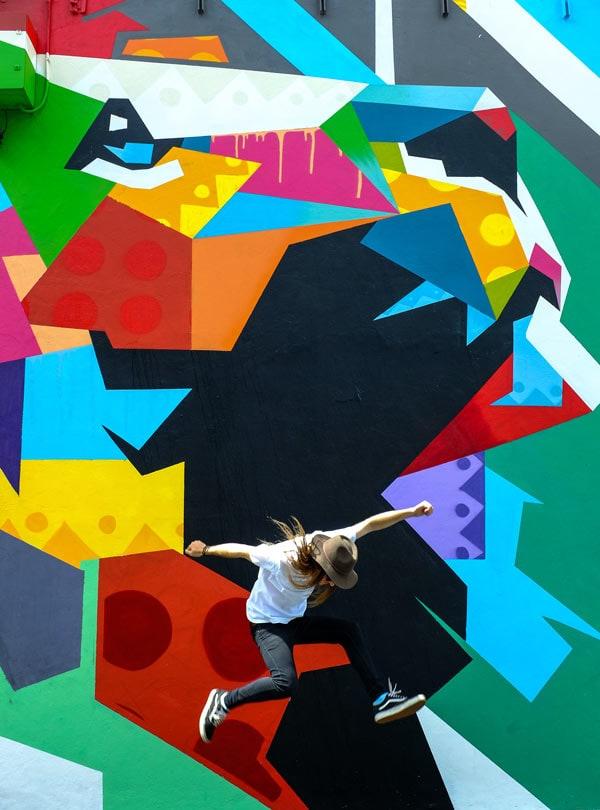 Cape Town boasts some fantastic cutting-edge public art and design.