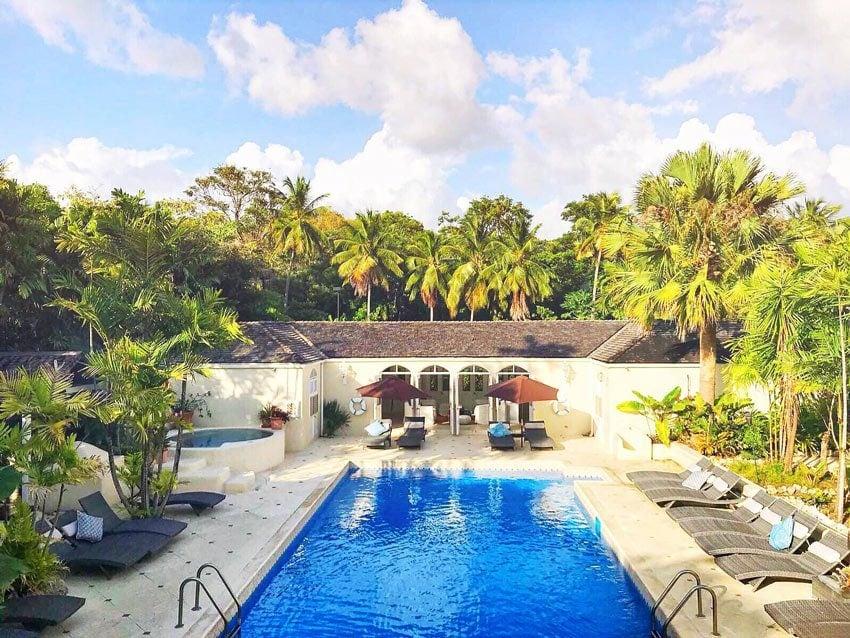 A Barbados villa rental from Villas & Apartments Abroad