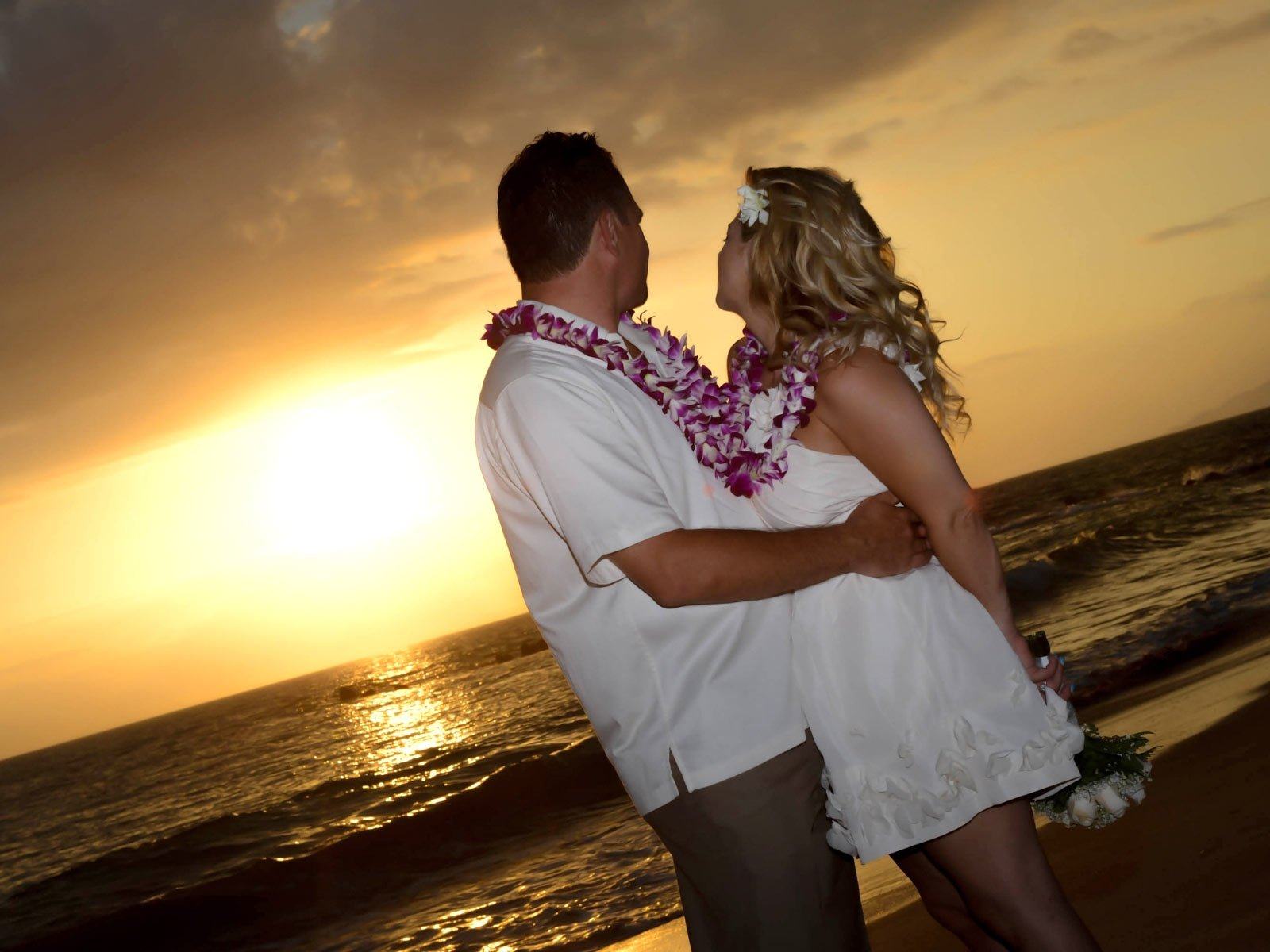 Maui is one of the most romantic places to visit for a honeymoon, romantic celebration or wedding.