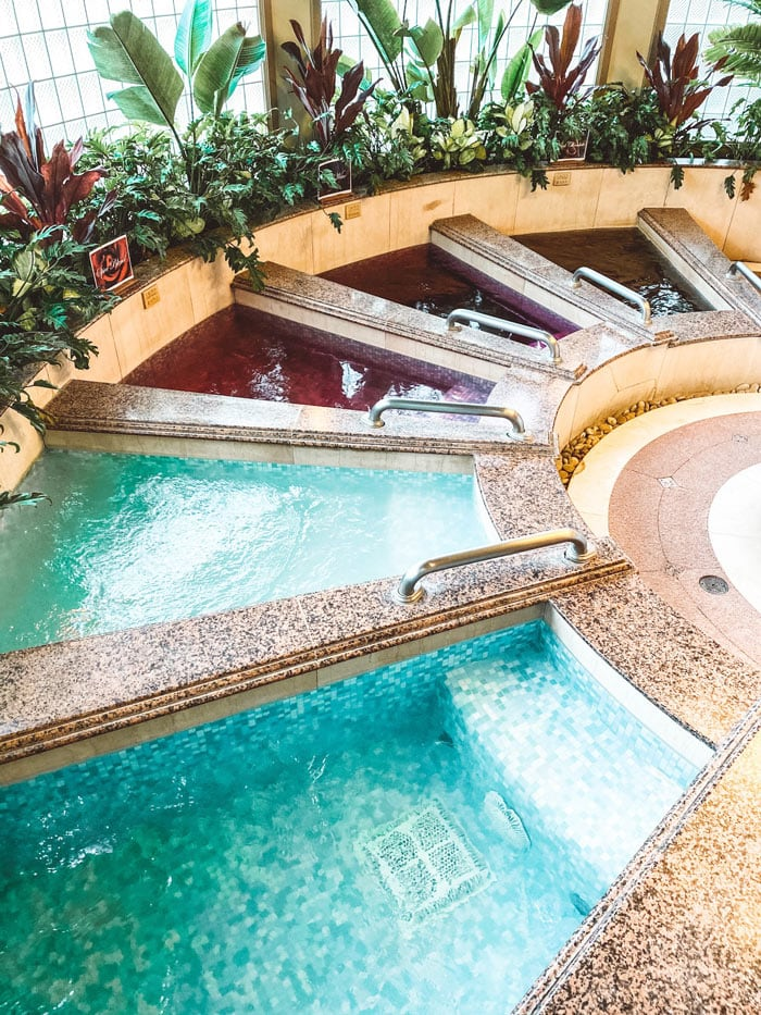 The Mohalu Spa is one of the best spas in Maui.