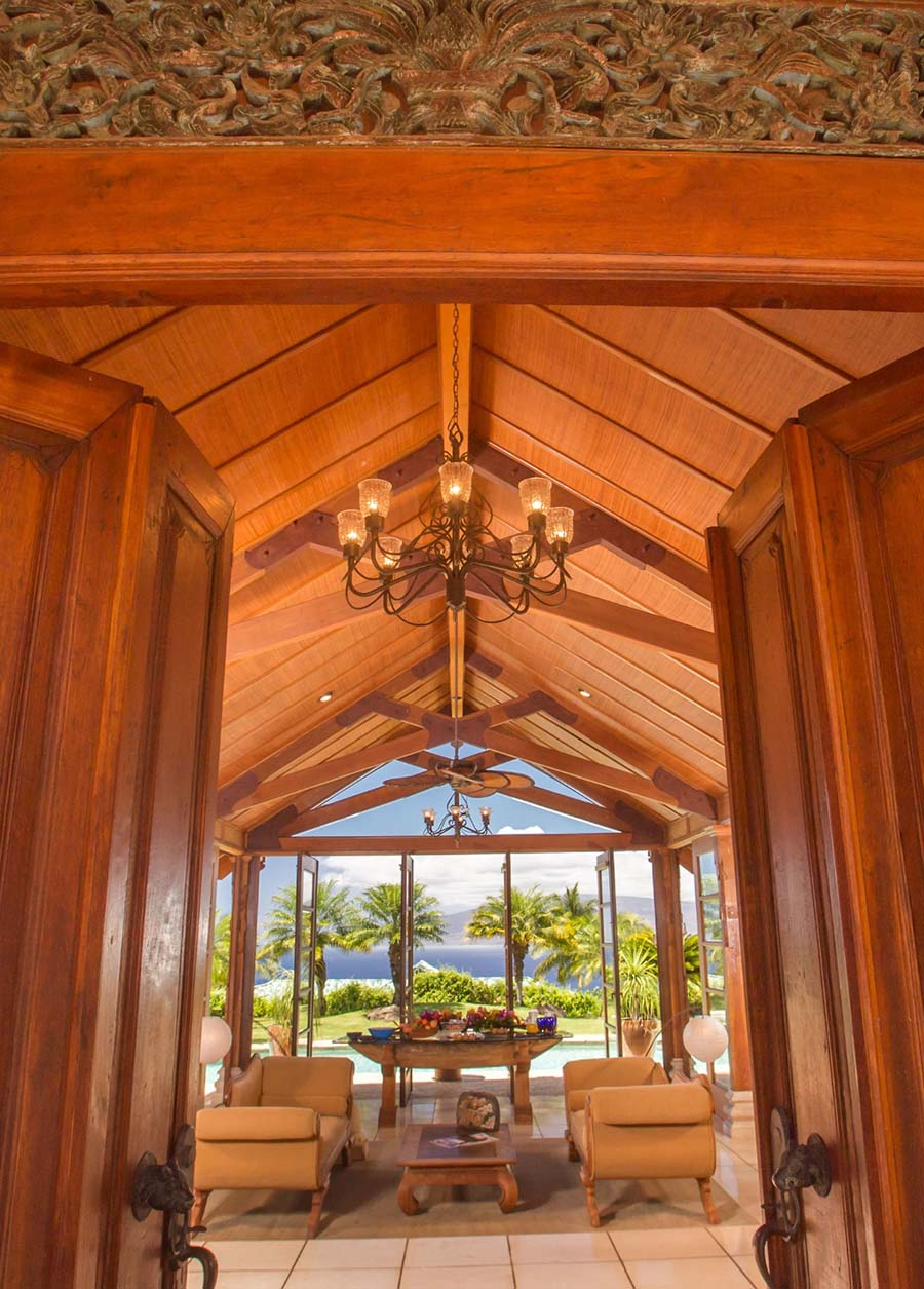 Ho'oilo House is one of the best hotels in Maui for couples.