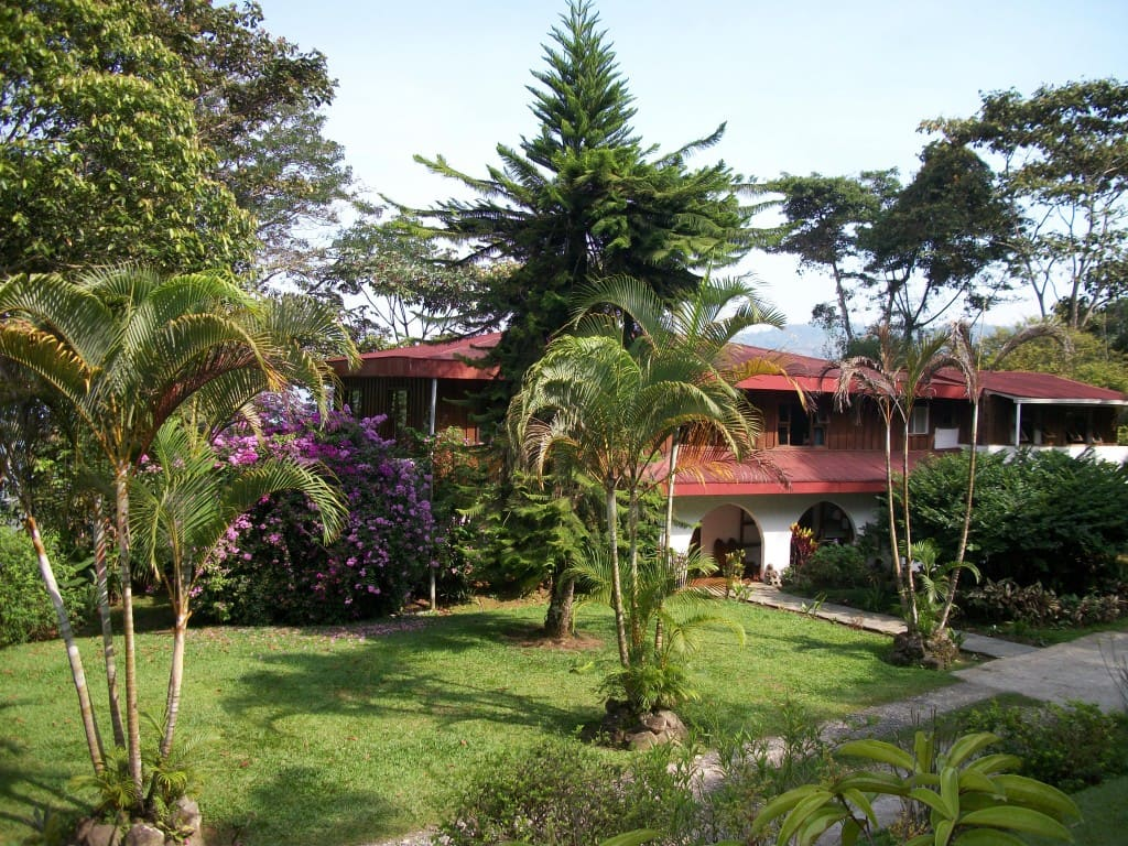 Rancho Naturalista is one of the premier Costa Rica birding lodges.
