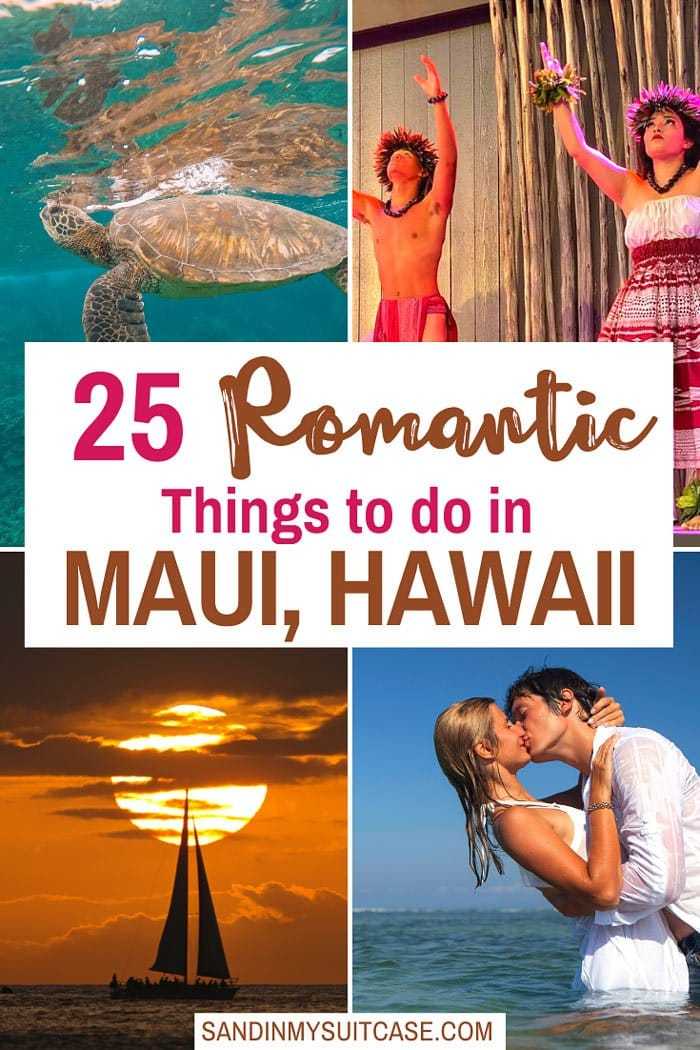 Best Things to Do in Maui For Couples