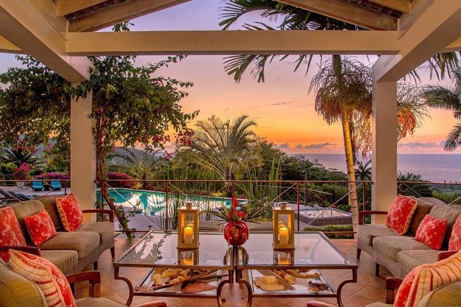 Sugar Hill is a favorite Tryall Club villa in Jamaica.
