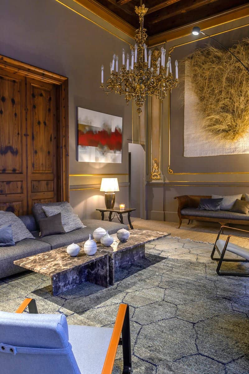 One of the best Palma de Mallorca hotels is Can Cera, a refurbished 17th century palace.