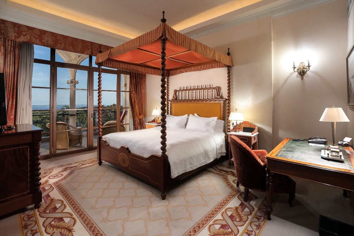 The Castillo Hotel Son Vida is one of the best 5 star hotels in Mallorca.