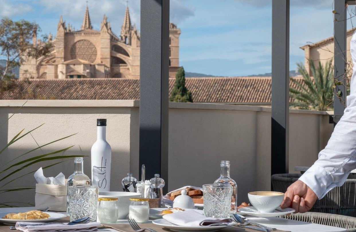 DINS is celebrated as one of the top restaurants in Palma de Mallorca.