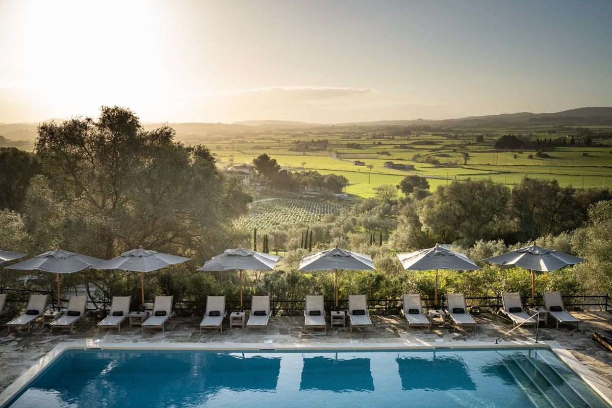 Fincas in Mallorca are a great alternative to hotels - and Finca Serena is one of the best