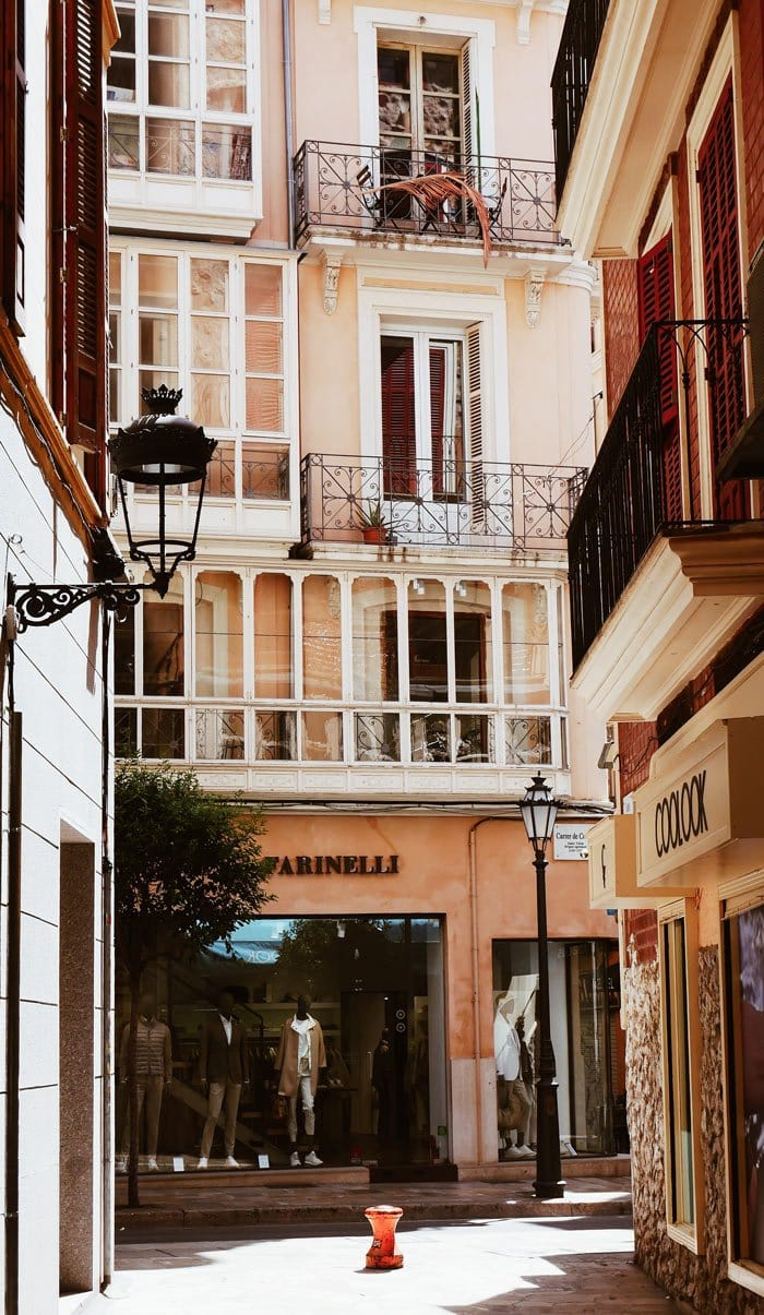 The capital of Palma de Mallorca has great shops, restaurants and historical attractions.