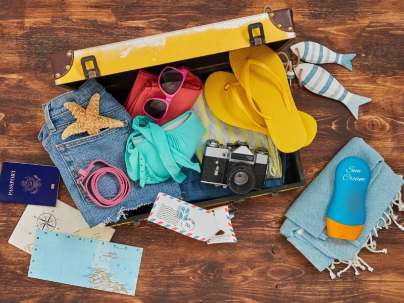 Maui packing list: 35 Essential items to pack for Hawaii