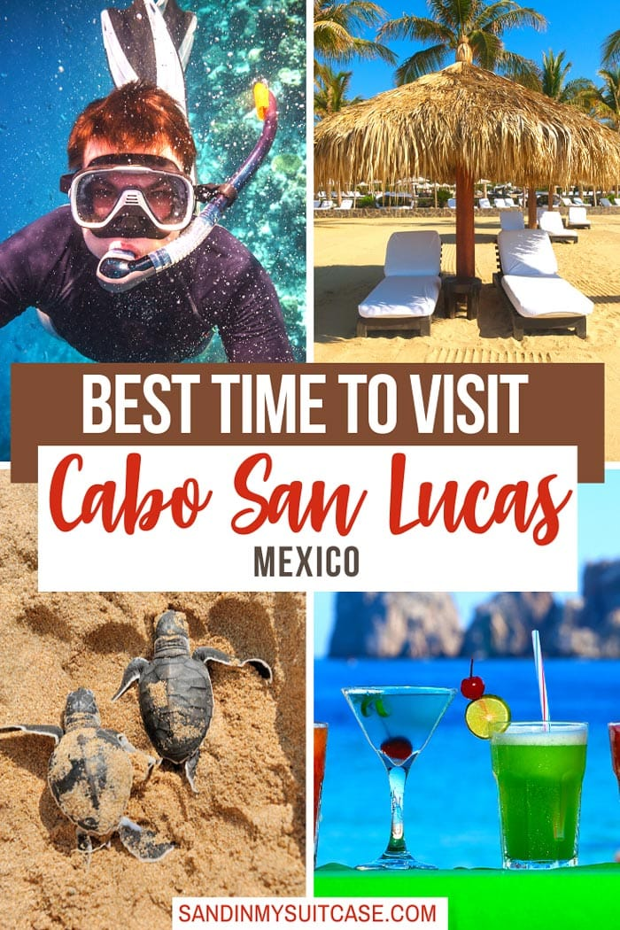 Best time to visit Cabo San Lucas
