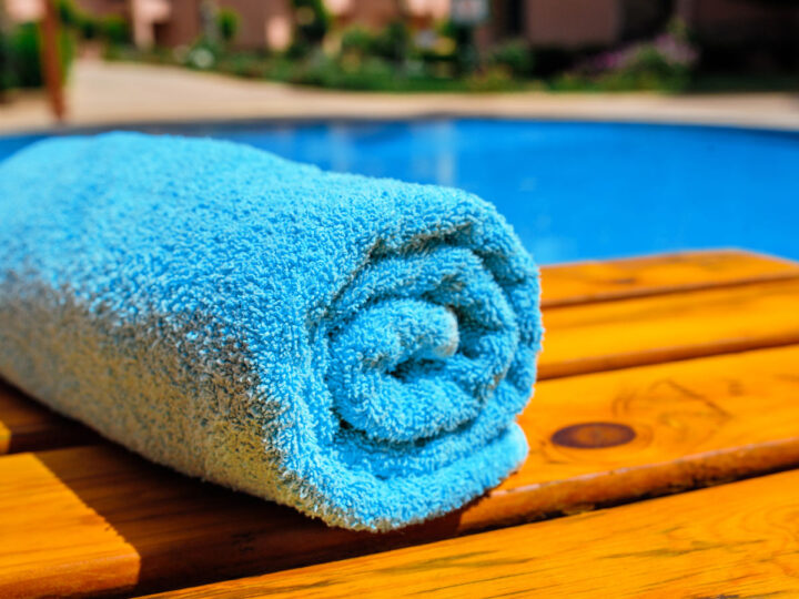 Hotels with private pools in-room in USA