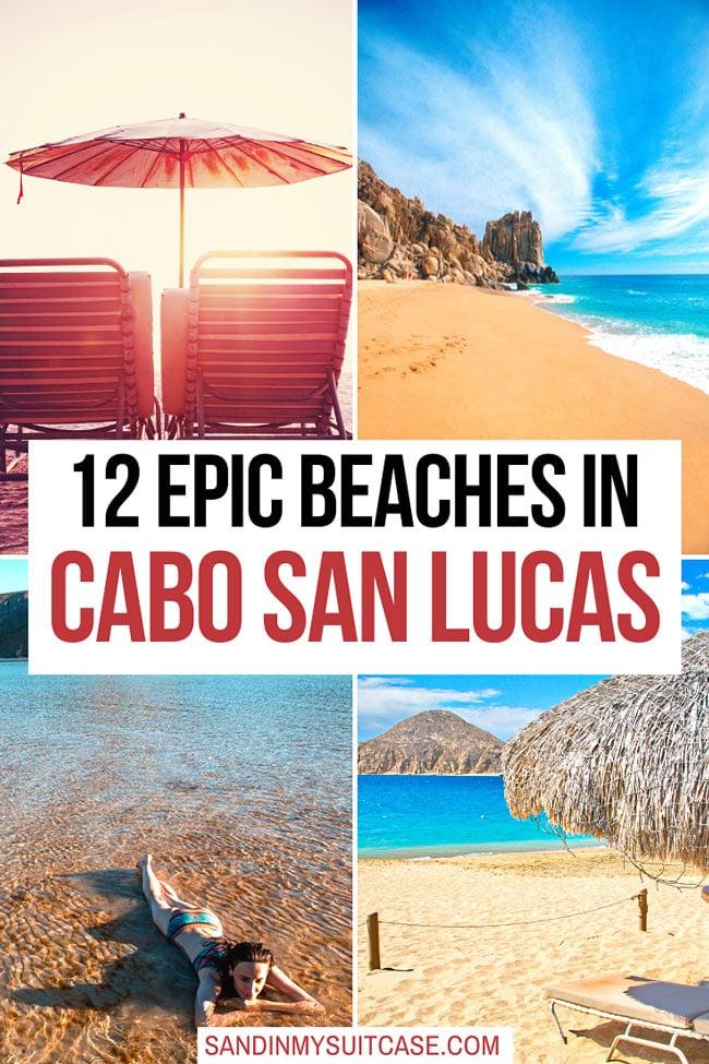 Top Cabo beaches