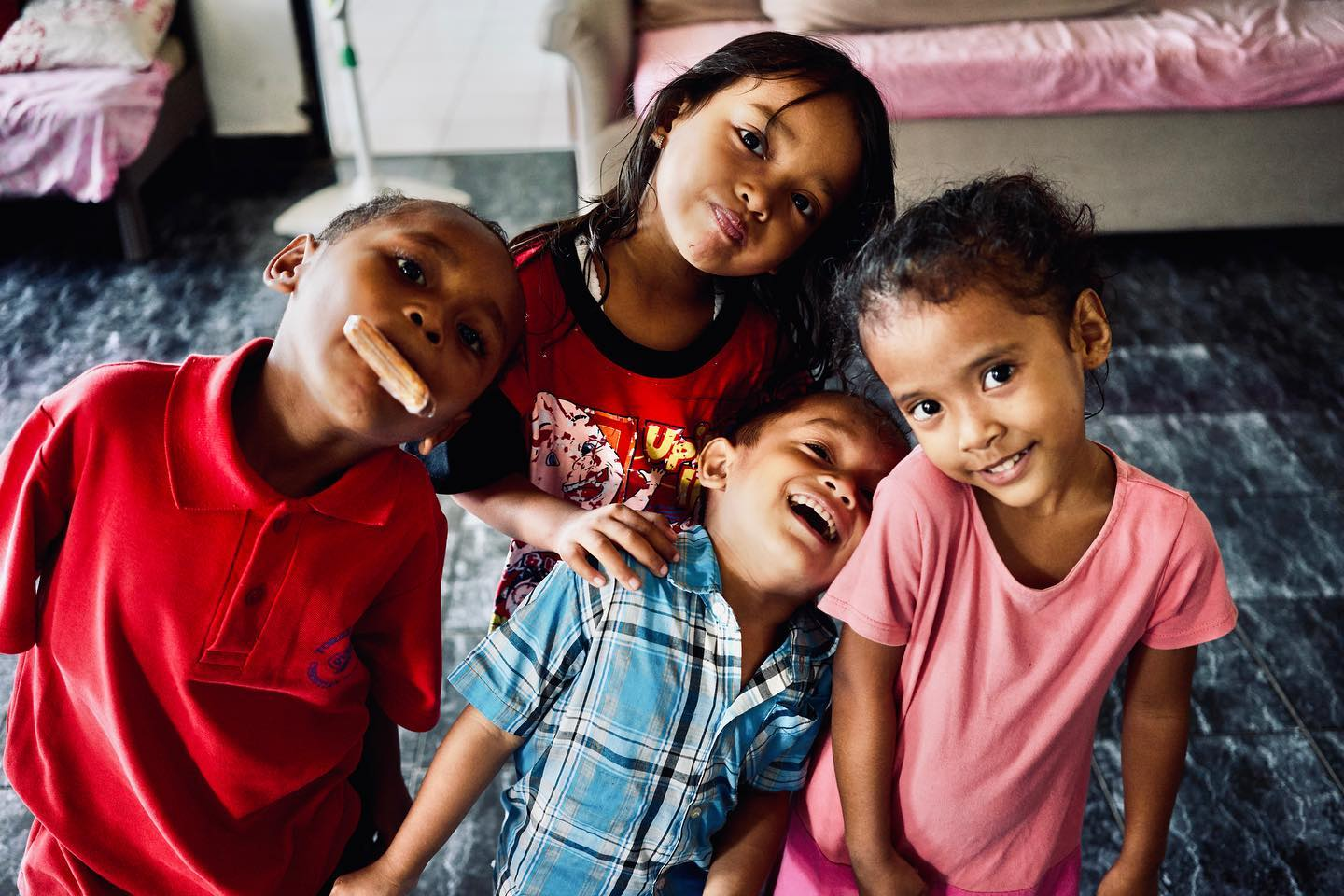 The Bali Life Foundation runs several charitable projects, including a children's home, street kids shelter and women's shelter.