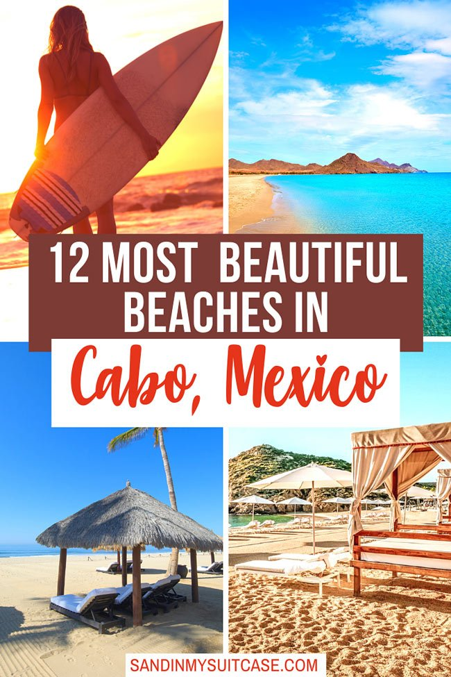 Best beaches in Cabo, Mexico