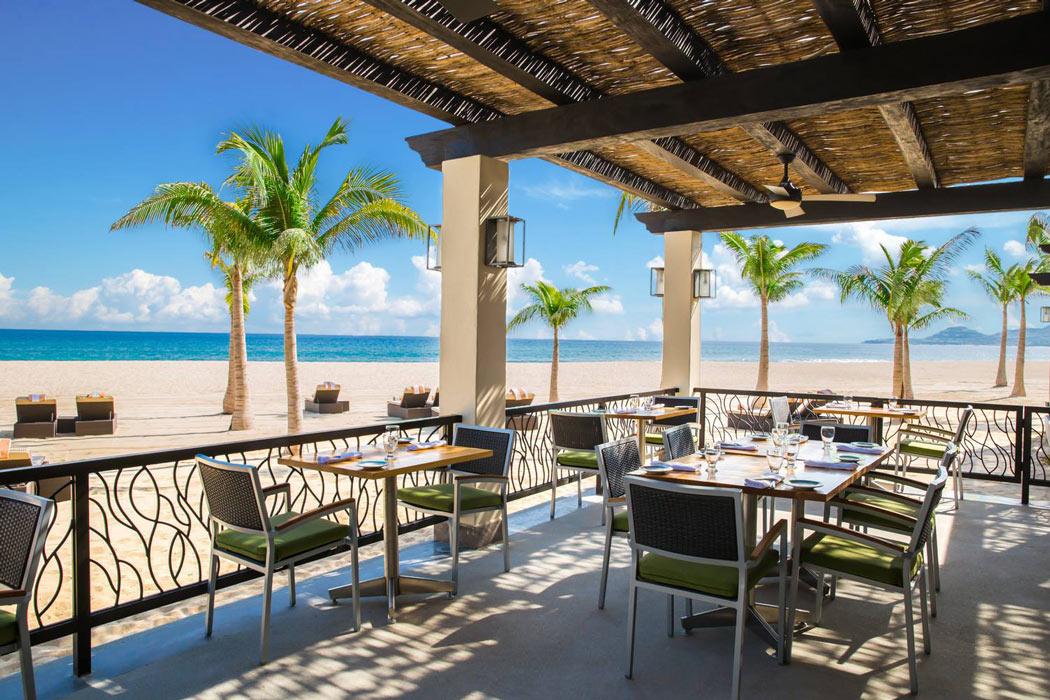 View of Playa Hotelera from the Hyatt Ziva Los Cabos