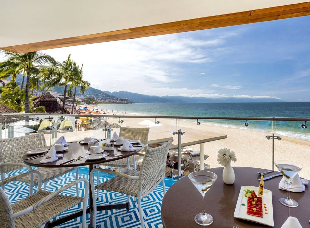 Villa Premiere Boutique Hotel & Romantic Getaway is a luxury beachfront escape, with easy access to the heart of Puerto Vallarta.
